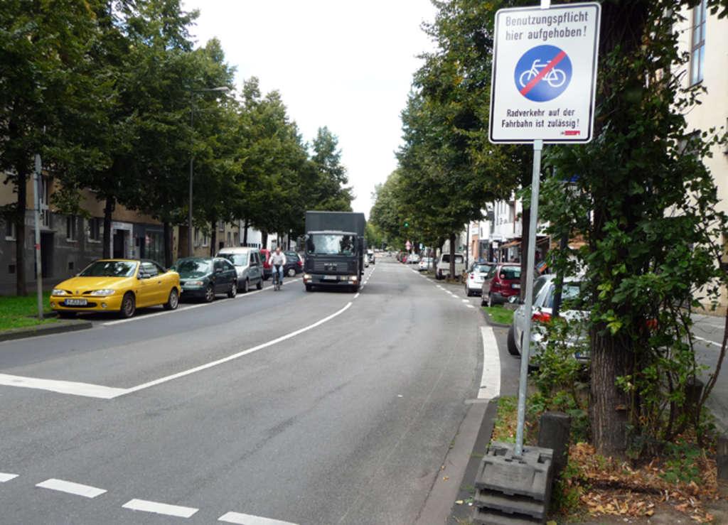 Köln Radwege