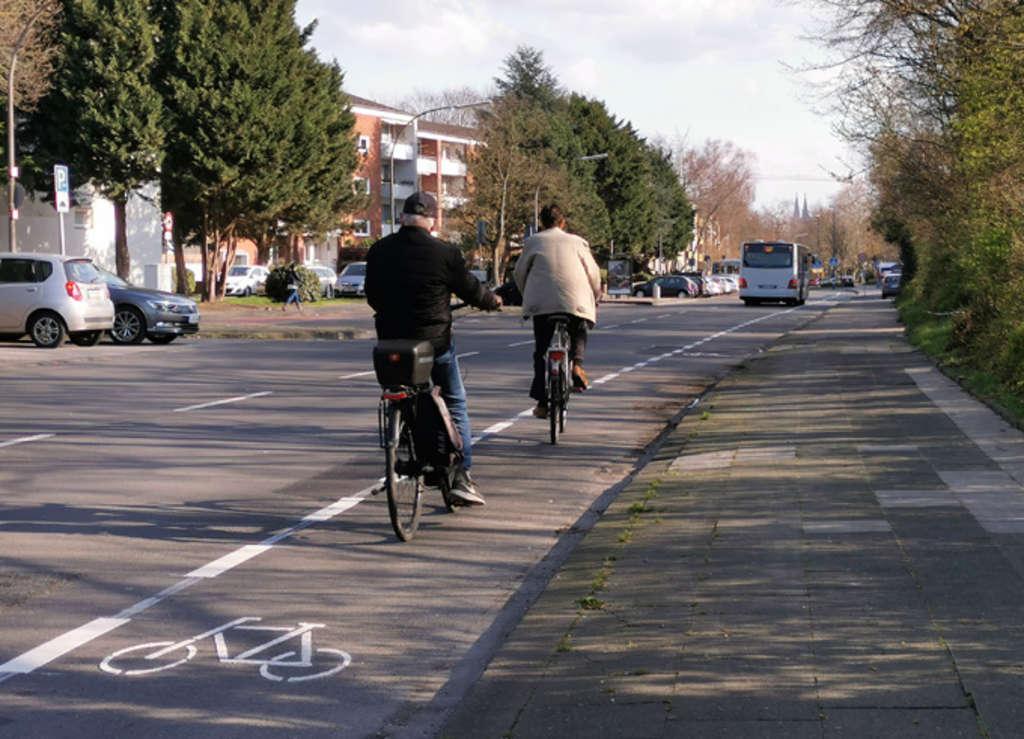 Fahrrad richtig welches ist verhalten Fahrrad: Welches