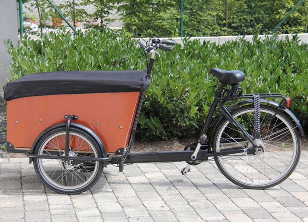Förderung Von Lastenrädern