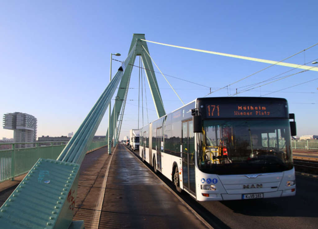 Ost West Stadtbahn Köln