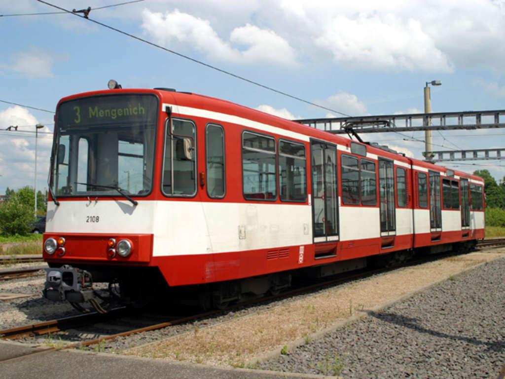 Kvb Bahn