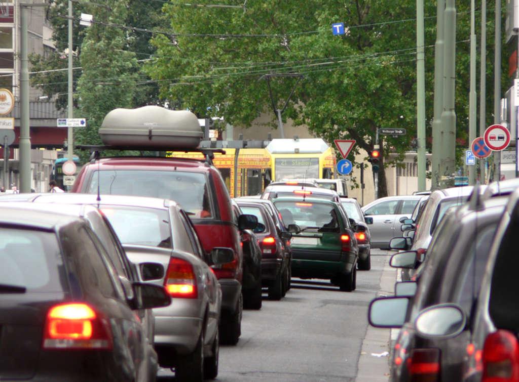 Koeln Verkehr