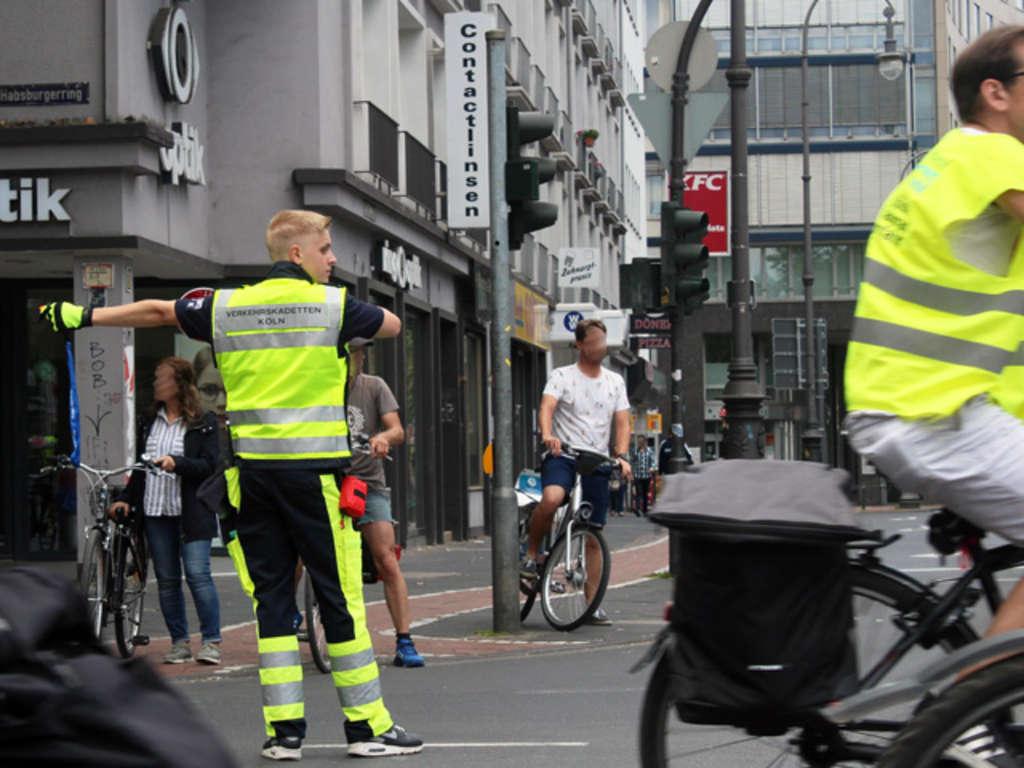 Verkehrslage Köln Innenstadt