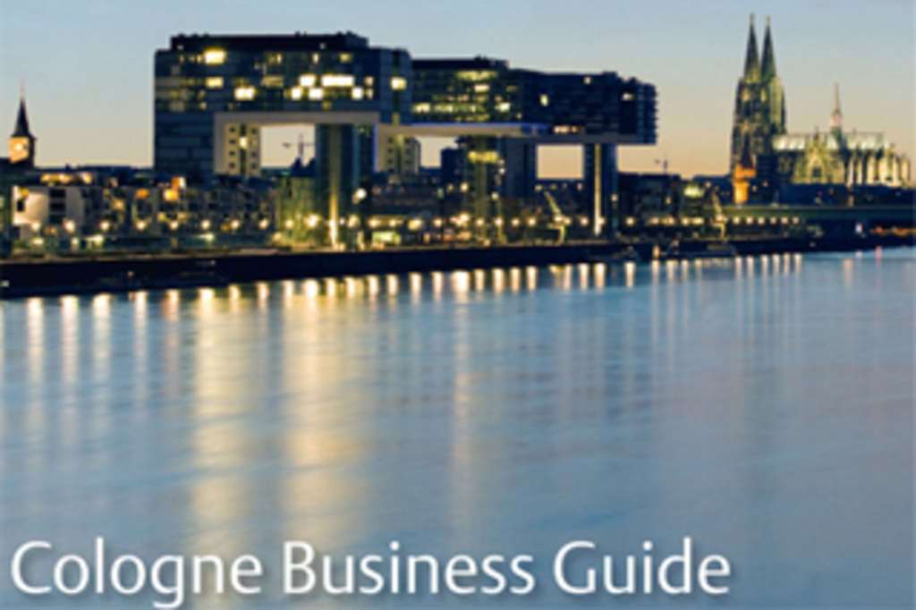 Colognebusinessguide320, Link auf Cologne Business Guide