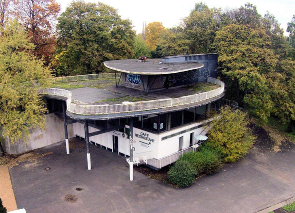 Rheinpark Cafe Köln