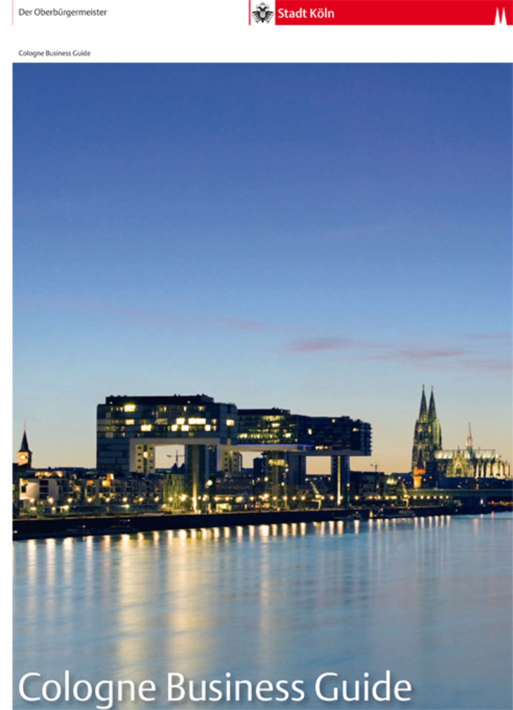 Cologne Business Guide