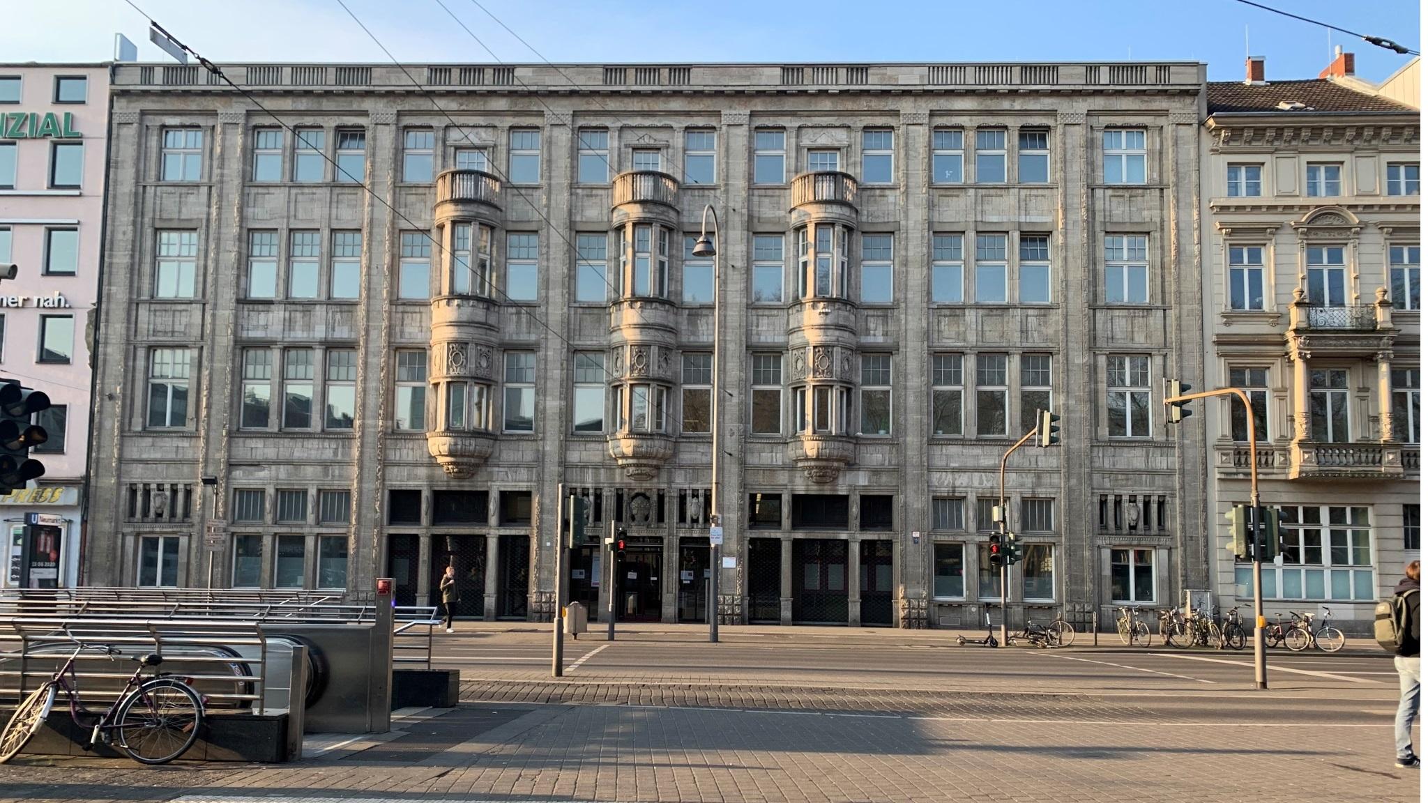 Gesundheitsamt Stadt Köln
