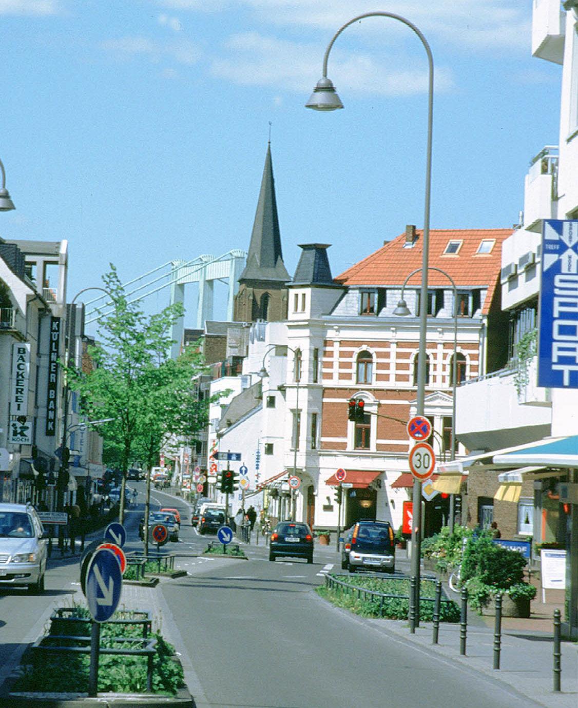 Rathaus Köln Rodenkirchen