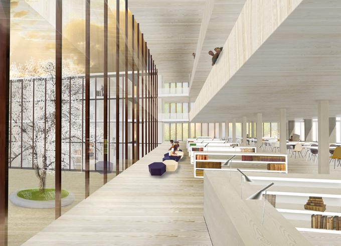 Stadtarchiv Köln Neubau