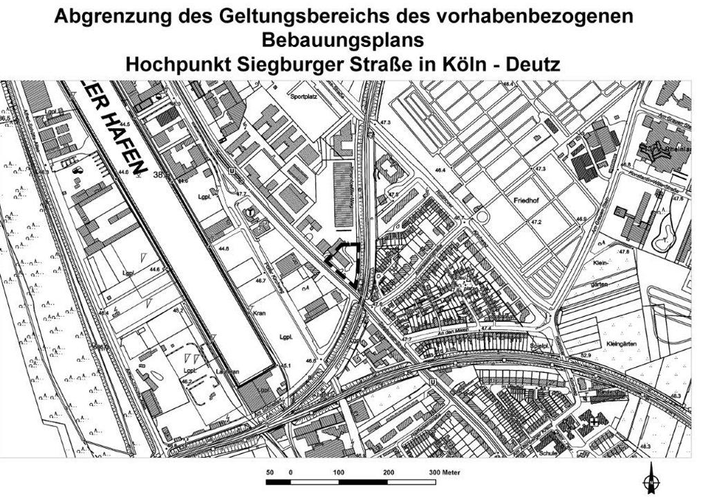 Bebauungspläne Köln