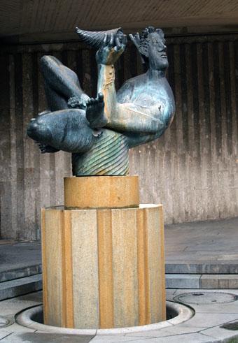 Brunnen In Köln