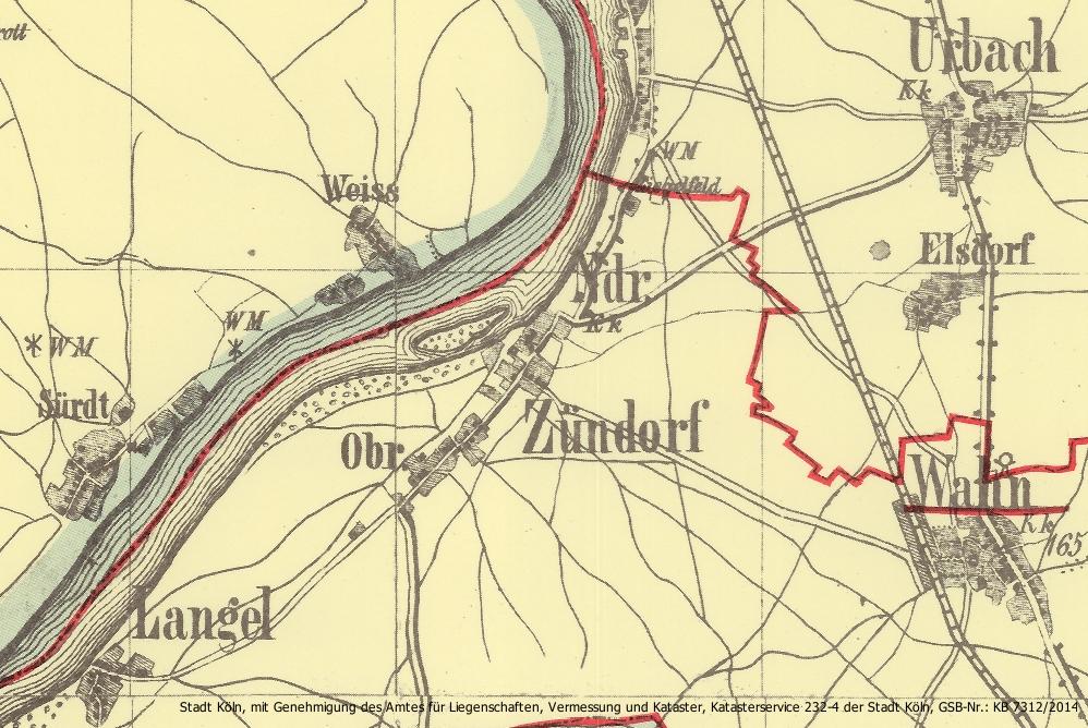 zündorf süd