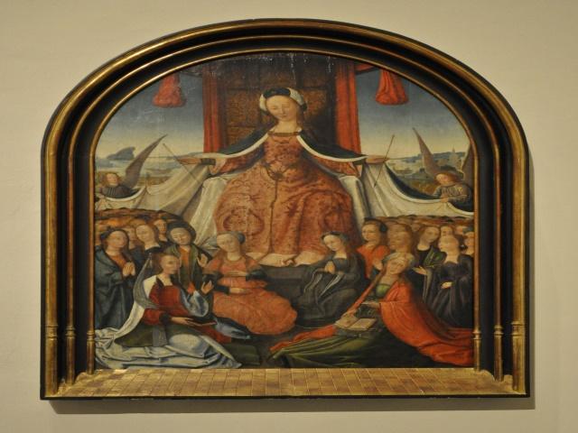Heilige Ursula Schutzpatronin