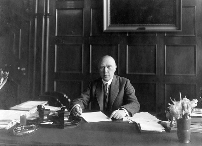 Конрад Аденауэр (1876–1967)