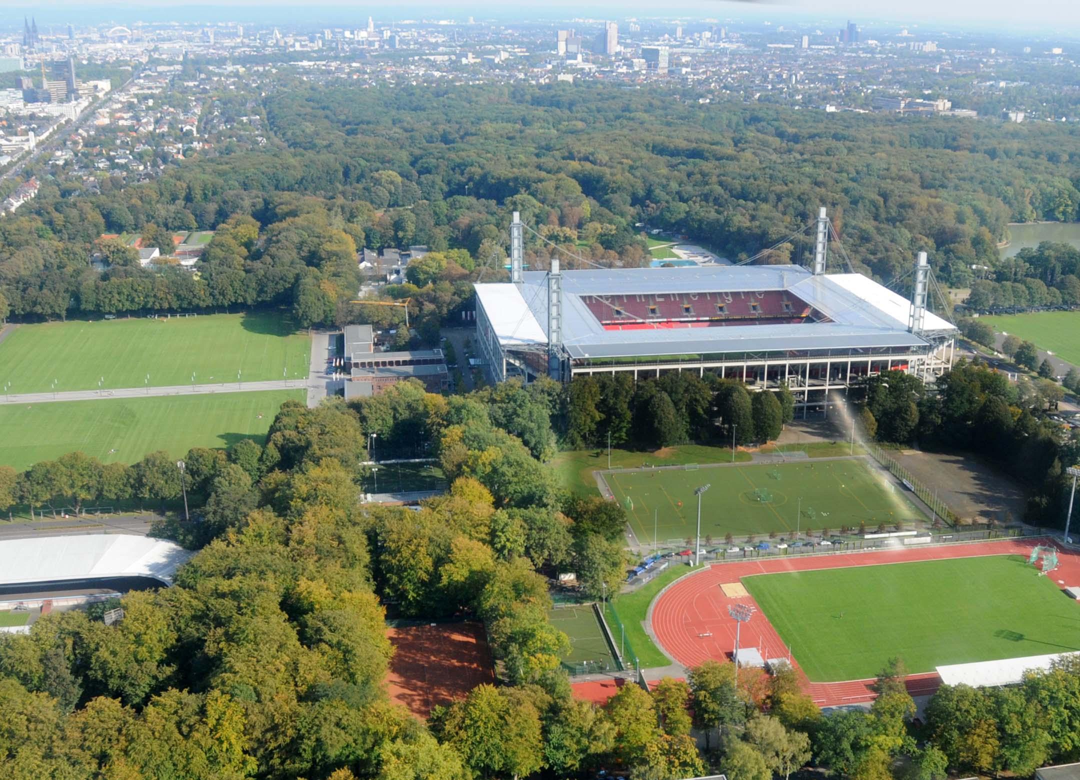 Sportpark Müngersdorf