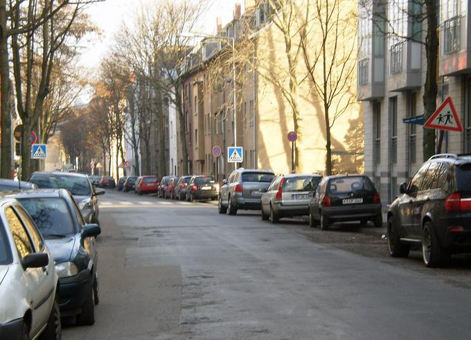 Takustraße Köln